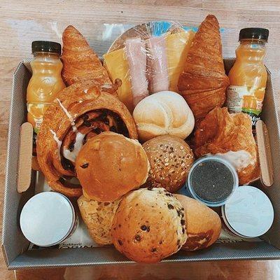 Bakkerij Robin  - Ontbijtmanden